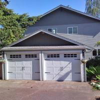 Two Single Car Garage Doors Portland OR